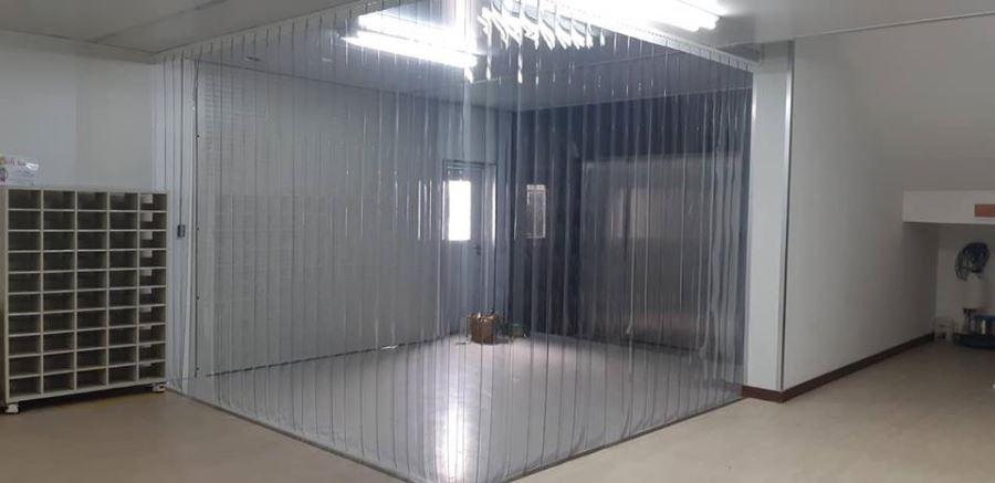 Hướng dẫn cách lắp rèm nhựa PVC ngăn lạnh chuẩn