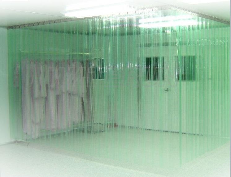 Rèm nhựa PVC là gì? Ưu điểm và ứng dụng của màn nhựa PVC