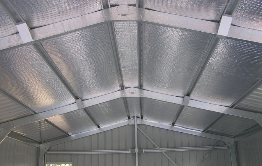 tấm cách nhiệt cho trần nhà