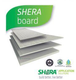 Tấm Cemboard Shera Board