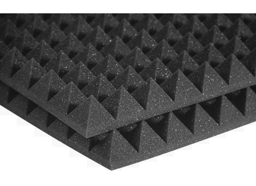 Mút gai (hay còn gọi là mút kim tự tháp) có tác dụng cách âm hiệu quả.